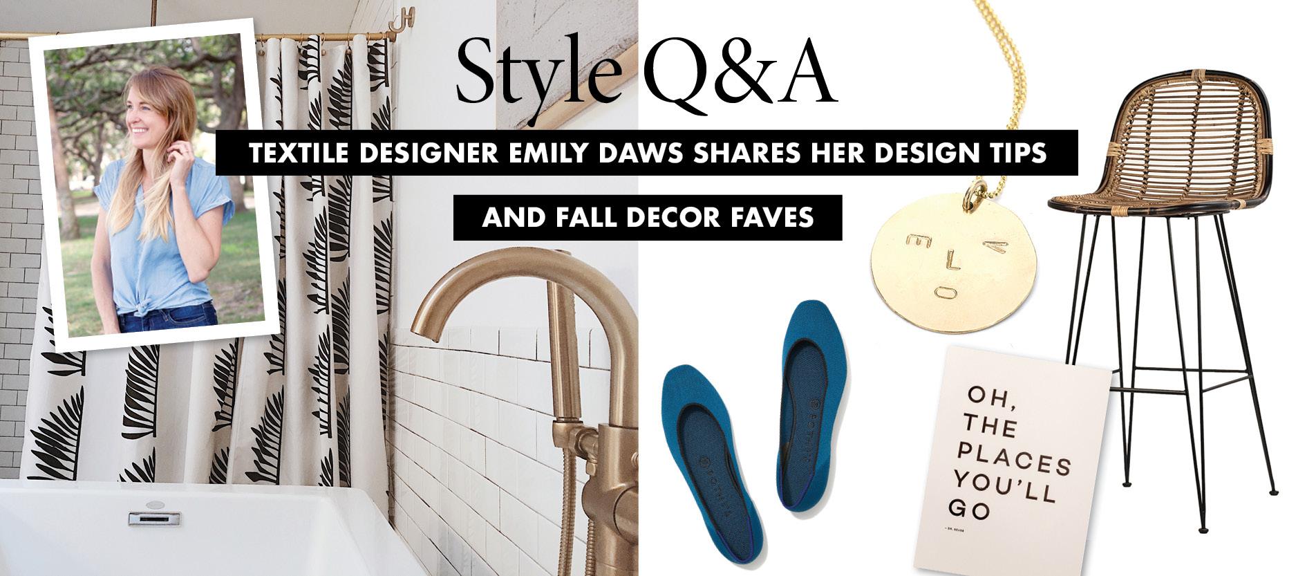 Emily Daws SF Q&A