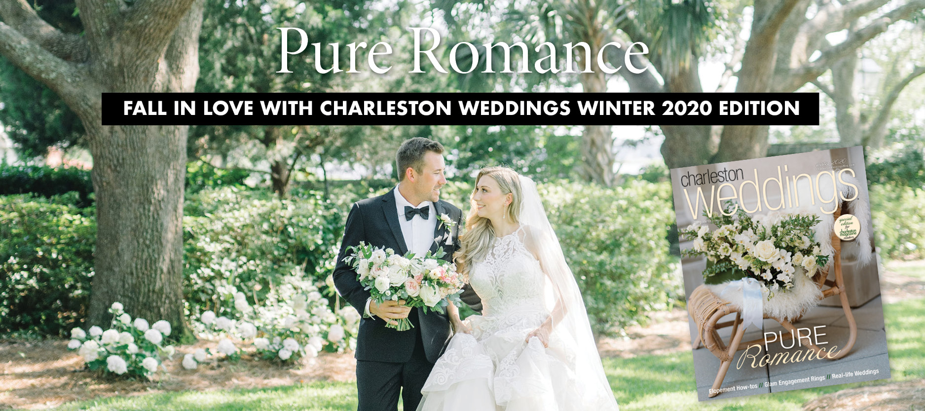 Charleston Weddings Section