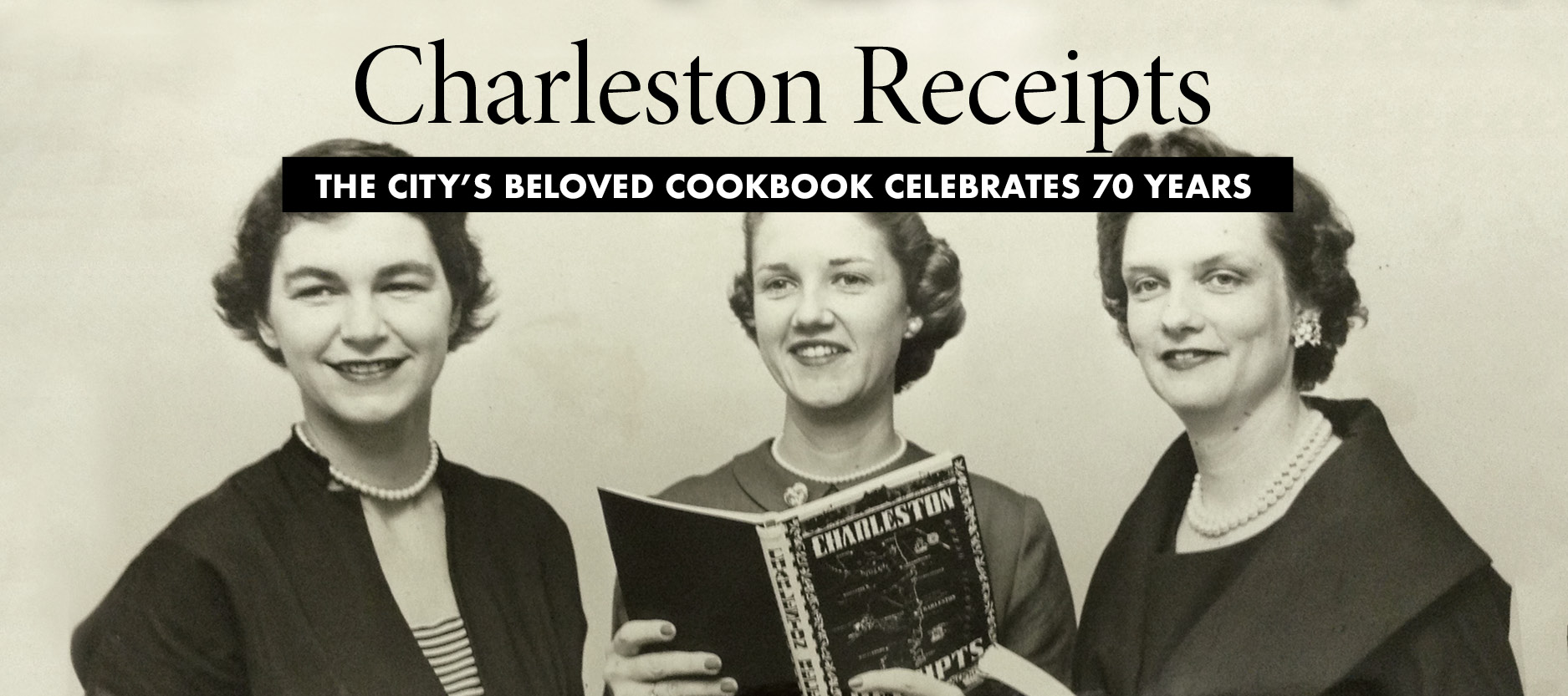 Flashback on Charleston Receipts