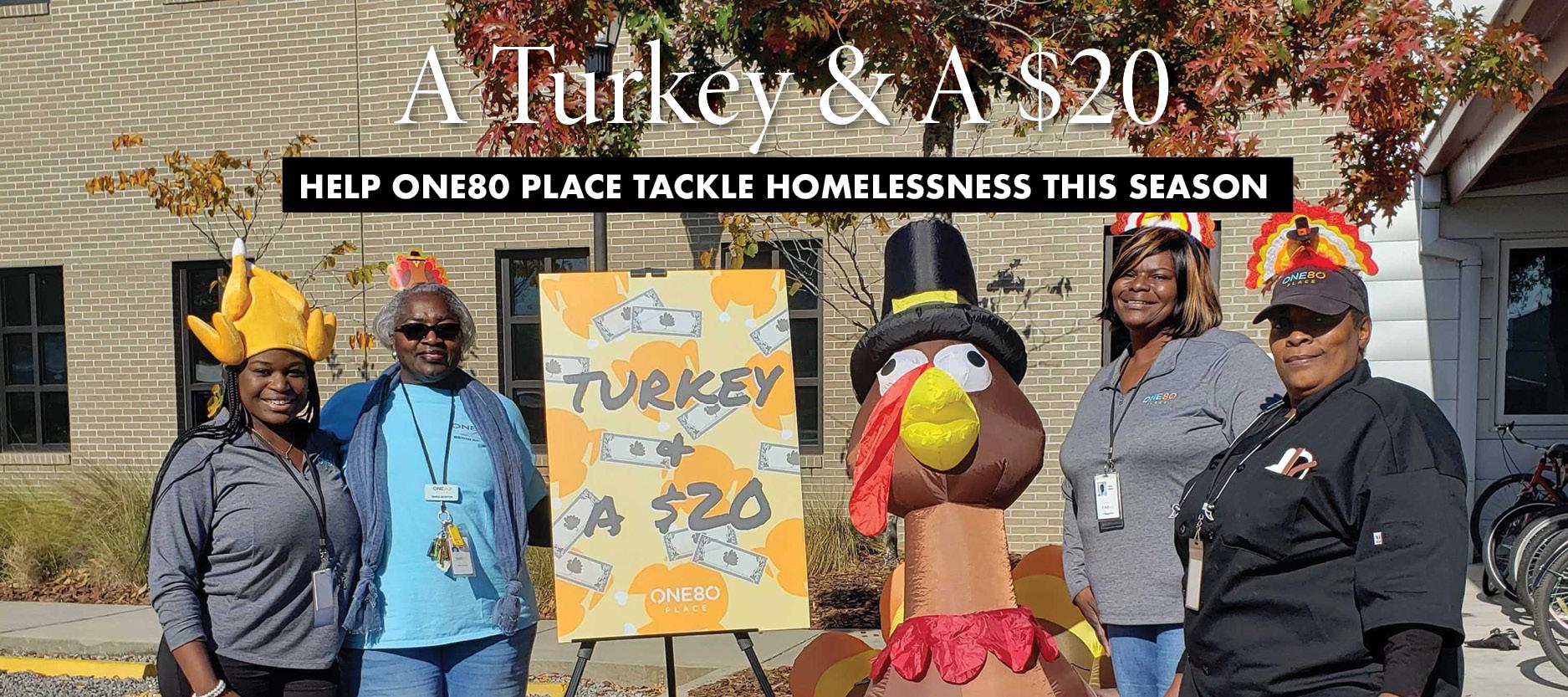 A Turkey & A $20