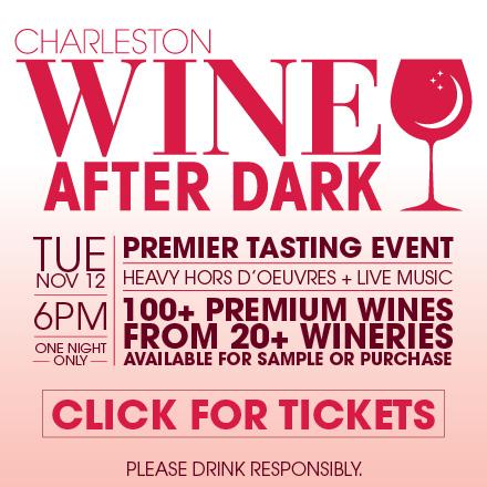 Charleston Wine After Dark