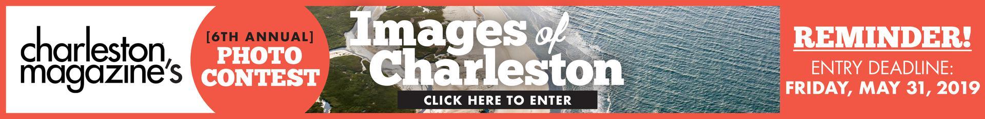 Charleston Magazine's 6th Annual Images of Charleston Photo Contest