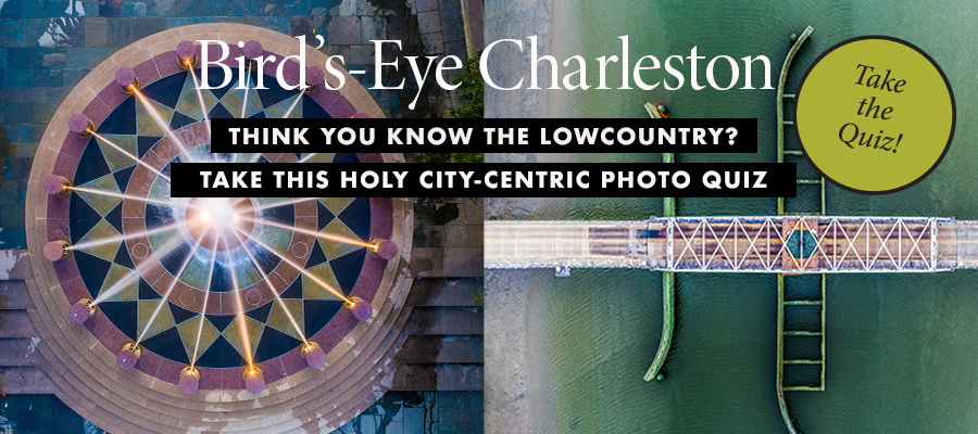 Feature: Bird's-Eye Charleston