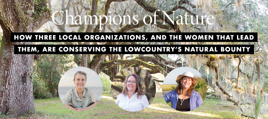 Feature: Champions of Nature