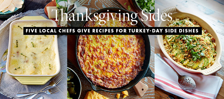 Feature: Southern Thanksgiving