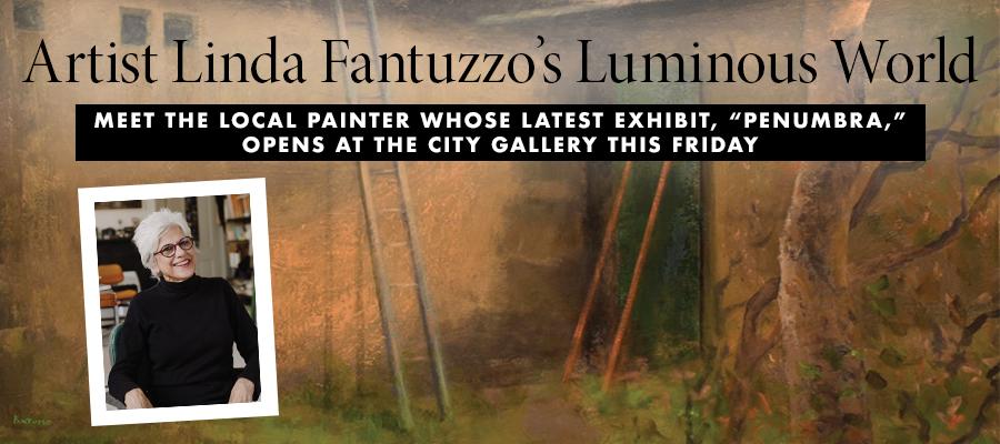 Feature: Linda Fantuzzo