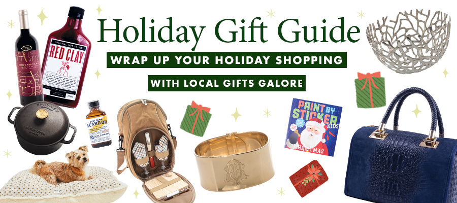 Feature: Gift Guide