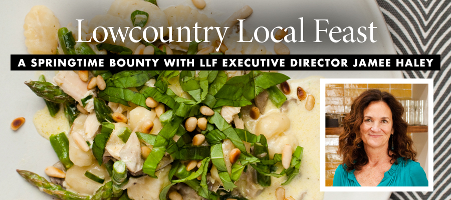 In the Kitchen: Lowcountry Local Feast