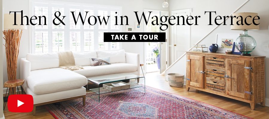 Charleston Home: Before & After in Wagener Terrace