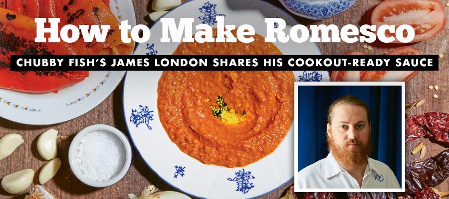 How to Make Romesco