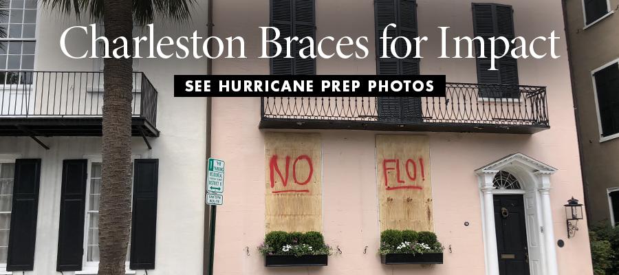 Charleston Braces for Impact
