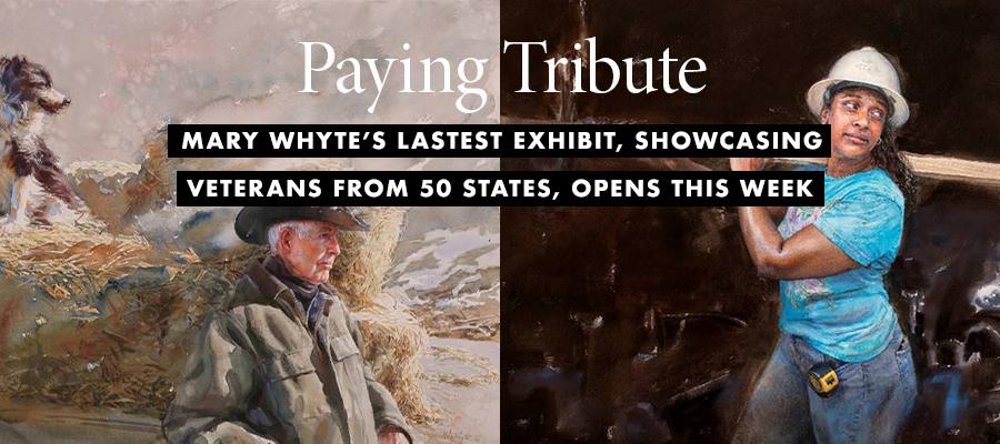 Arts Profile: Paying Tribute