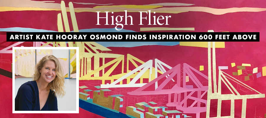 Arts Profile: High Flier
