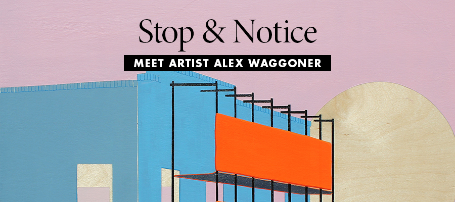 Arts Profile: Alex Waggoner