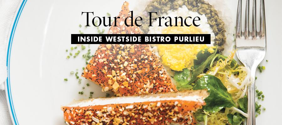 Restaurant Review: Purlieu