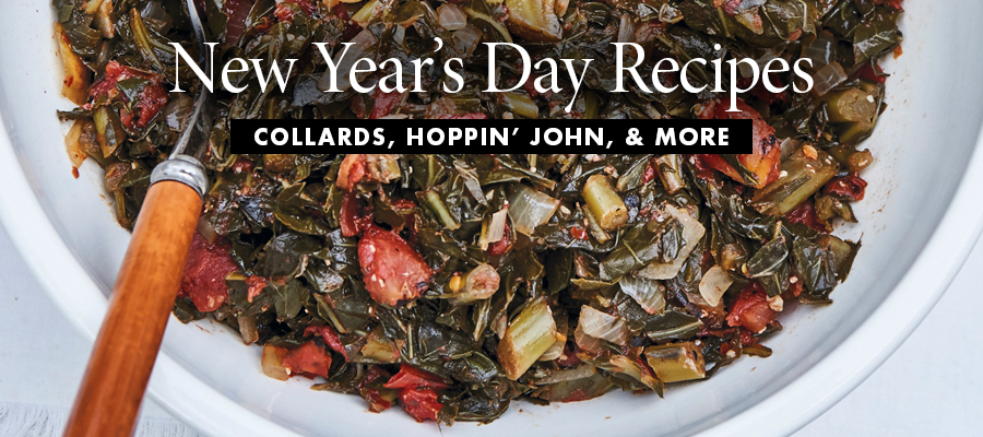 New Year's Day Recipes