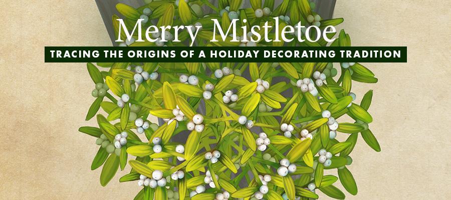 So Charleston: Mistletoe