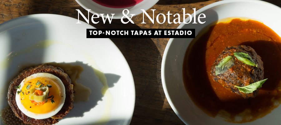 New & Notable