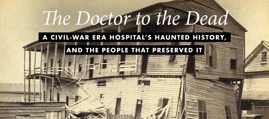 Flashback: Trapman Hospital