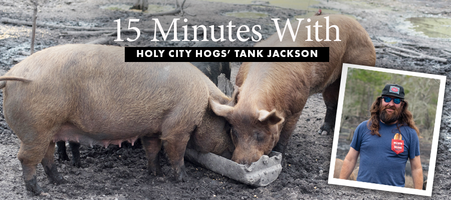 15 Minutes Tank Jackson
