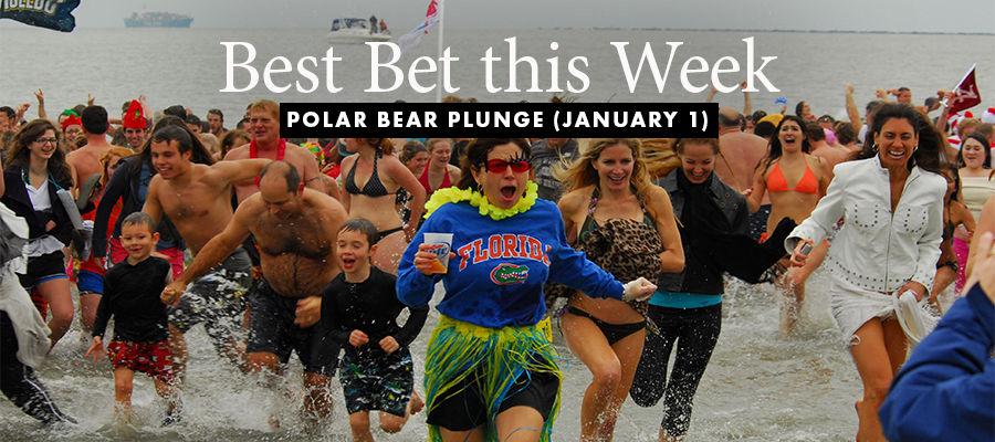 Best Bet: Polar Bear Plunge