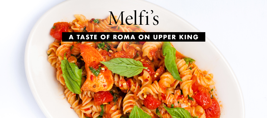 Melfi's Restaurant Review
