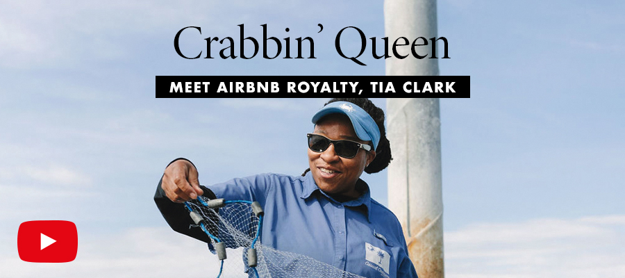 Local Seen: Crabbin' Queen