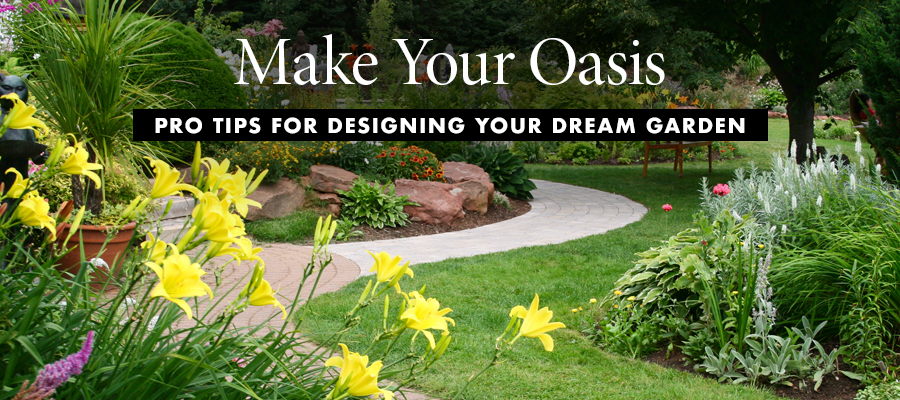 House & Garden: Make your Oasis