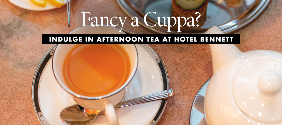 Quick Bite: Fancy a Cuppa?