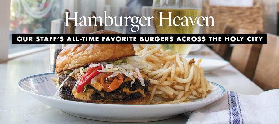 Quick Bite: Hamburger Heaven