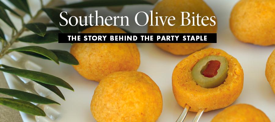 Southern Olive Bites