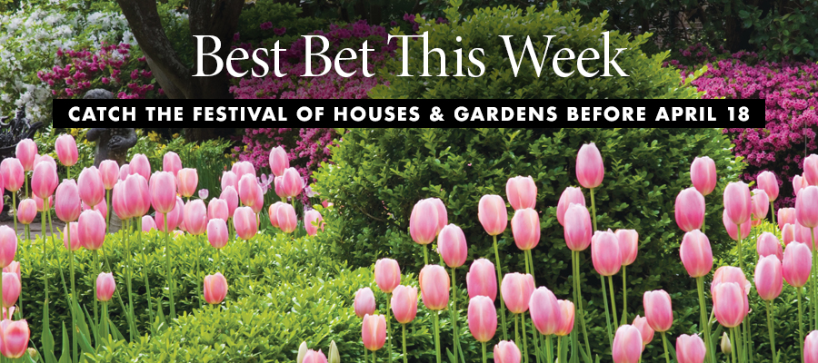 Best Bet: Festival of Houses & Gardens