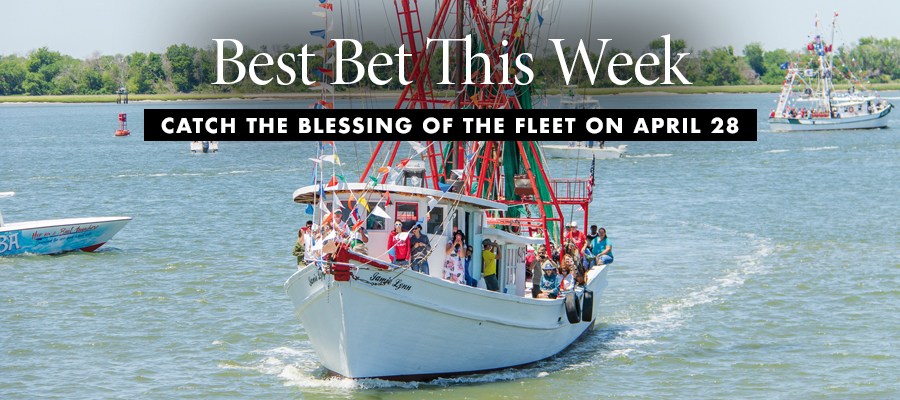 Best Bet: Blessing of the fleet