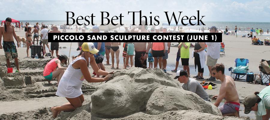 Best Bet: Piccolo Sand Sculpture Contest