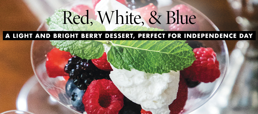 Recipe: Berries and Cream