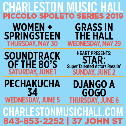 Charleston Music Hall