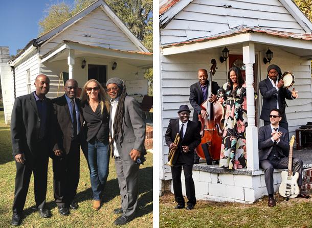 The Charleston Pipe Band