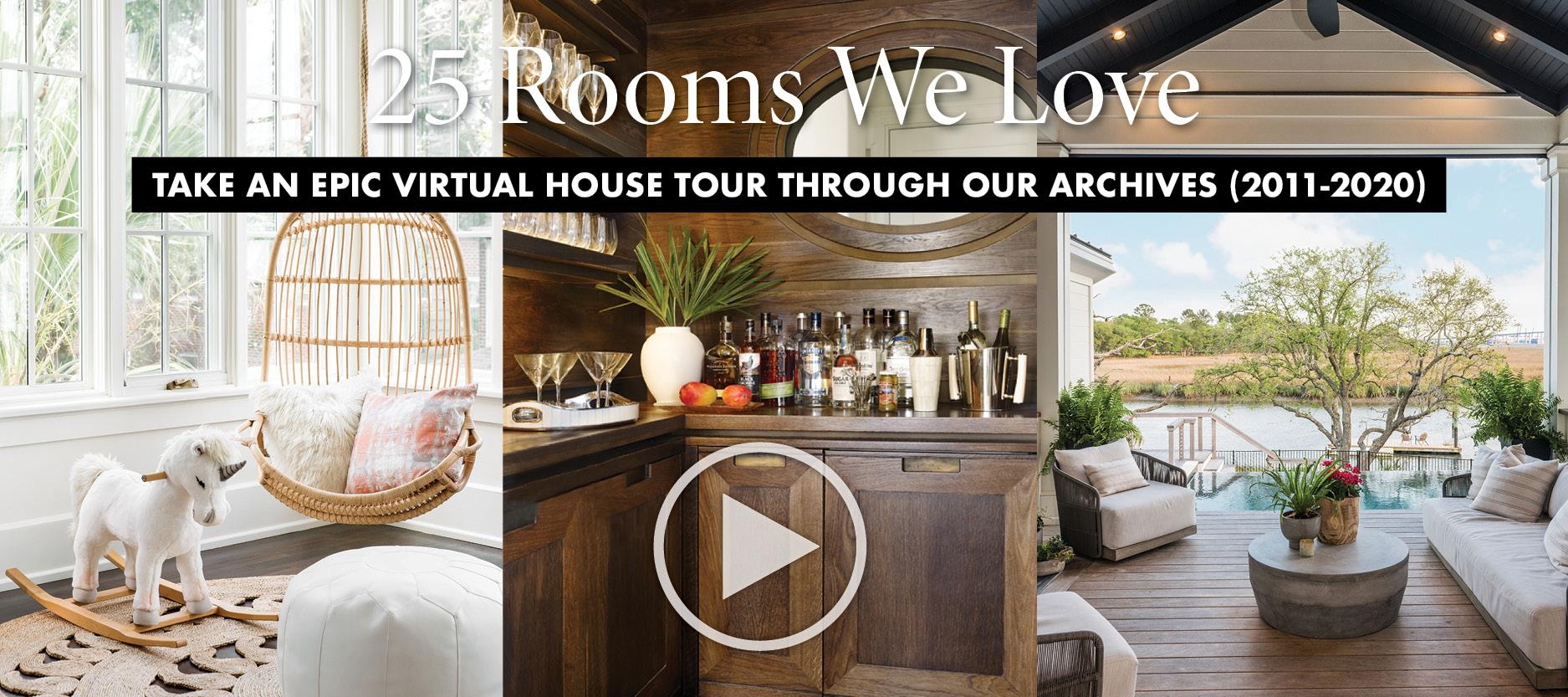 25 Rooms We Love