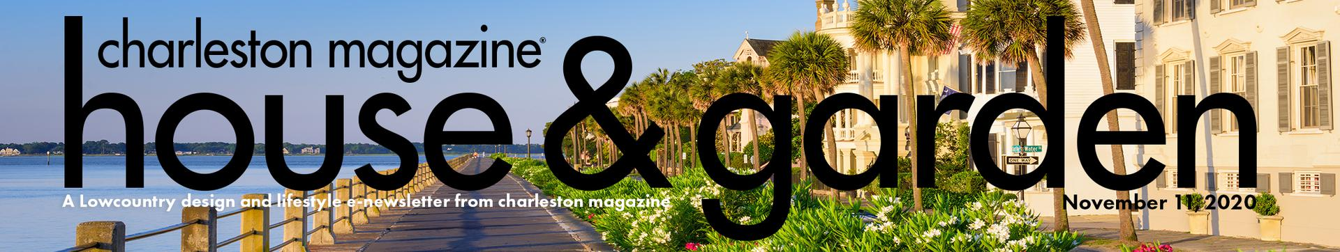 Charleston magazine - On the Town