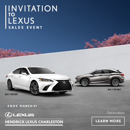 Hendricks Lexus Charleston