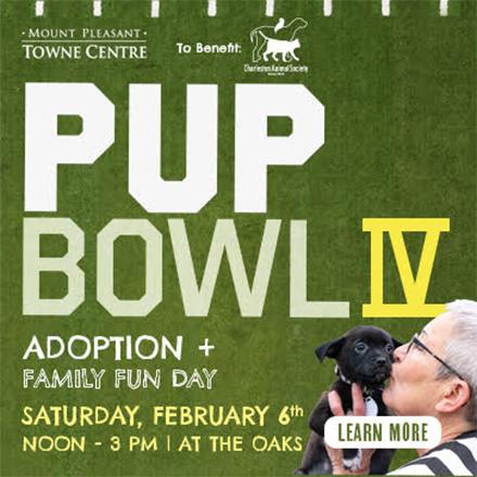 Mount Pleasant Towne Centre - Pup Bowl IV