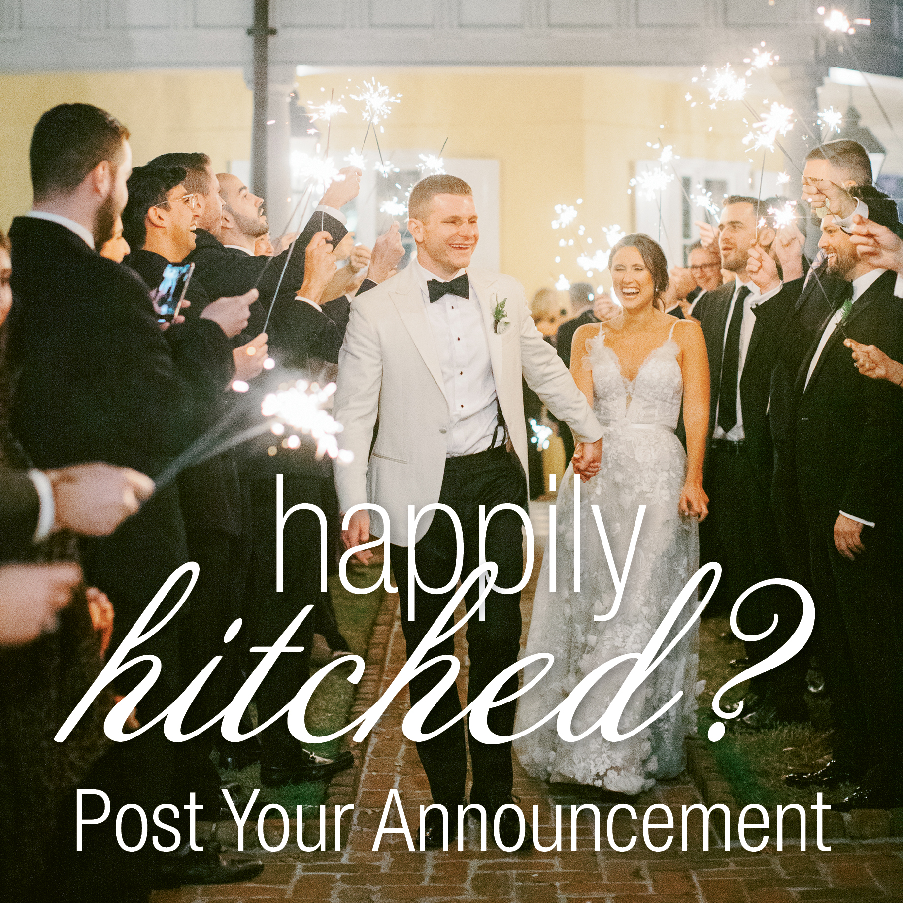 Post Your Wedding Announcement