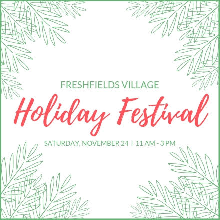 Freshfields Village Holiday Festival