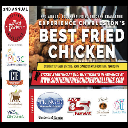 Southern Fried Chicken Challenge