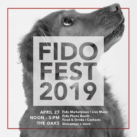 Mount Pleasant Towne Centre Fido Fest