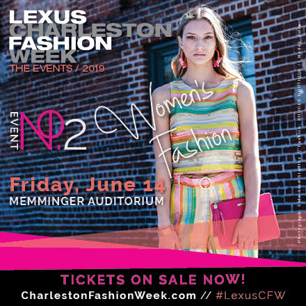 Lexus Charleston Fashion Week 2019 - Event No. 2