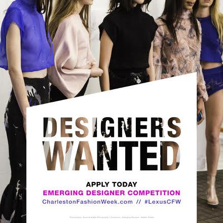 Lexus Charleston Fashion Week The Events - Emerging Designer Competition