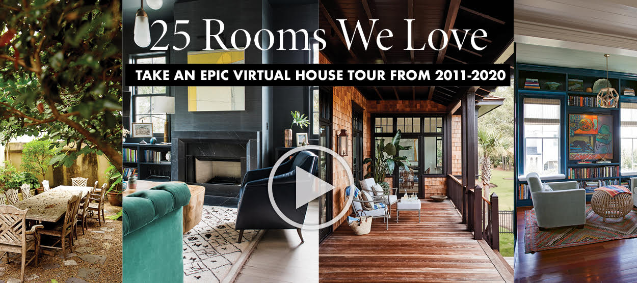25 Rooms We Love