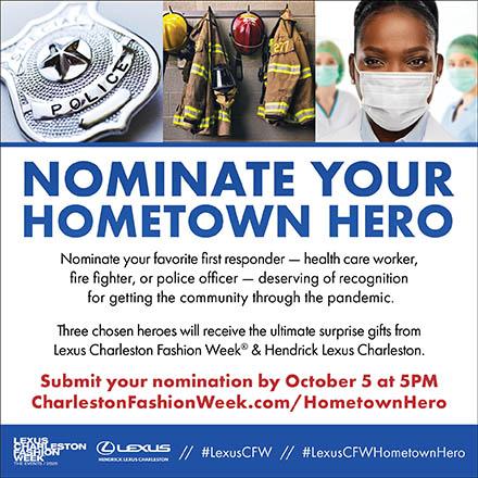CFW Hometown Heroes - Nominate your hero