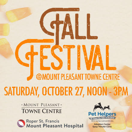 Fall Festival at Mount Pleasant Towne Centre